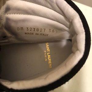 Saint Laurent Shoes - Saint Laurent Paris shoes